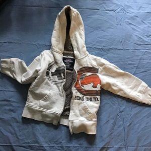 Clearance! Donating 3/29 kids fleece lined hoodie